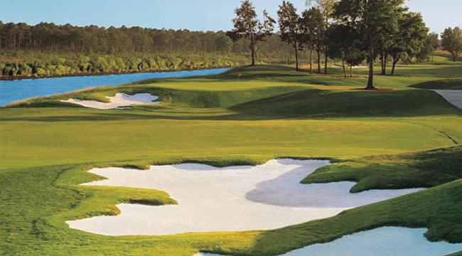 Prestwick Country Club Myrtle Beach Golf